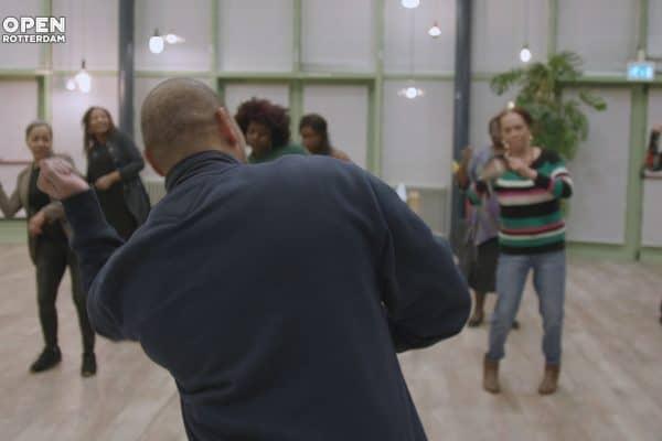 Soul line dancing West